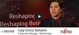 Video: Fujitsu World Tour 2014: Namirial